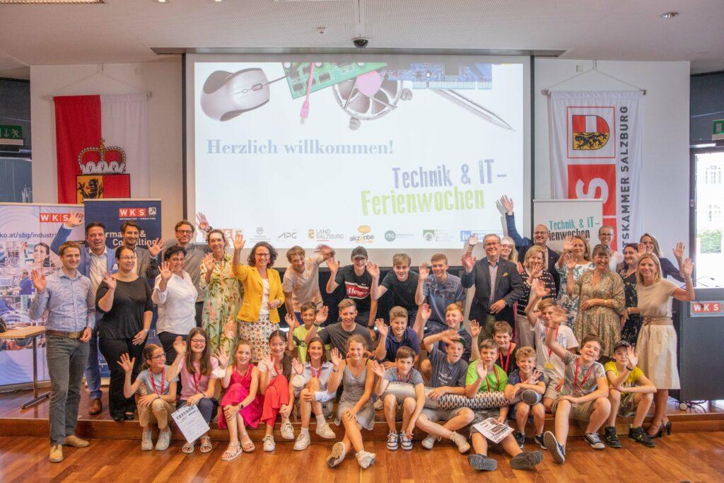 Smart Summer, Ferienwoche, Salzburg 20210730, (c) wildbild